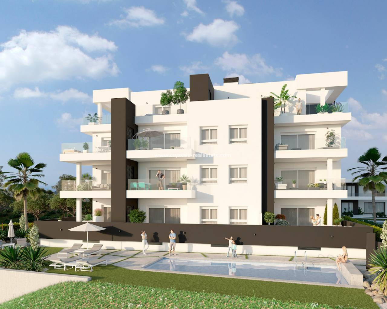 Apartment - New Build - Orihuela Costa - Villamartín