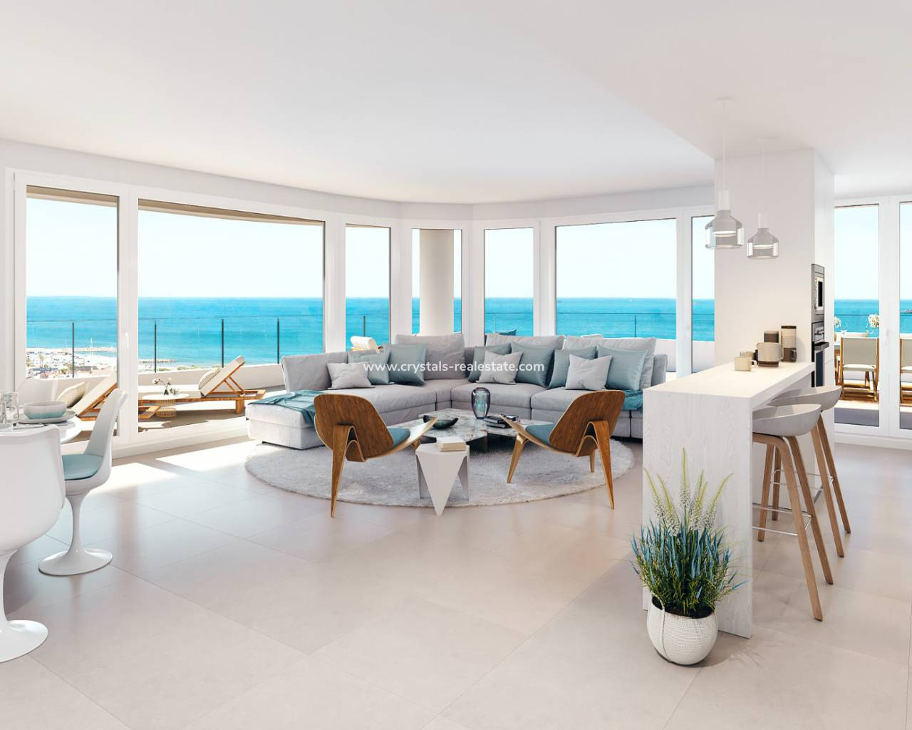 Apartment - New Build - Valencia - Valencia