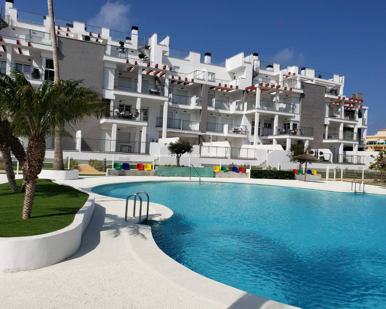 Appartement - New Build - Denia - Center