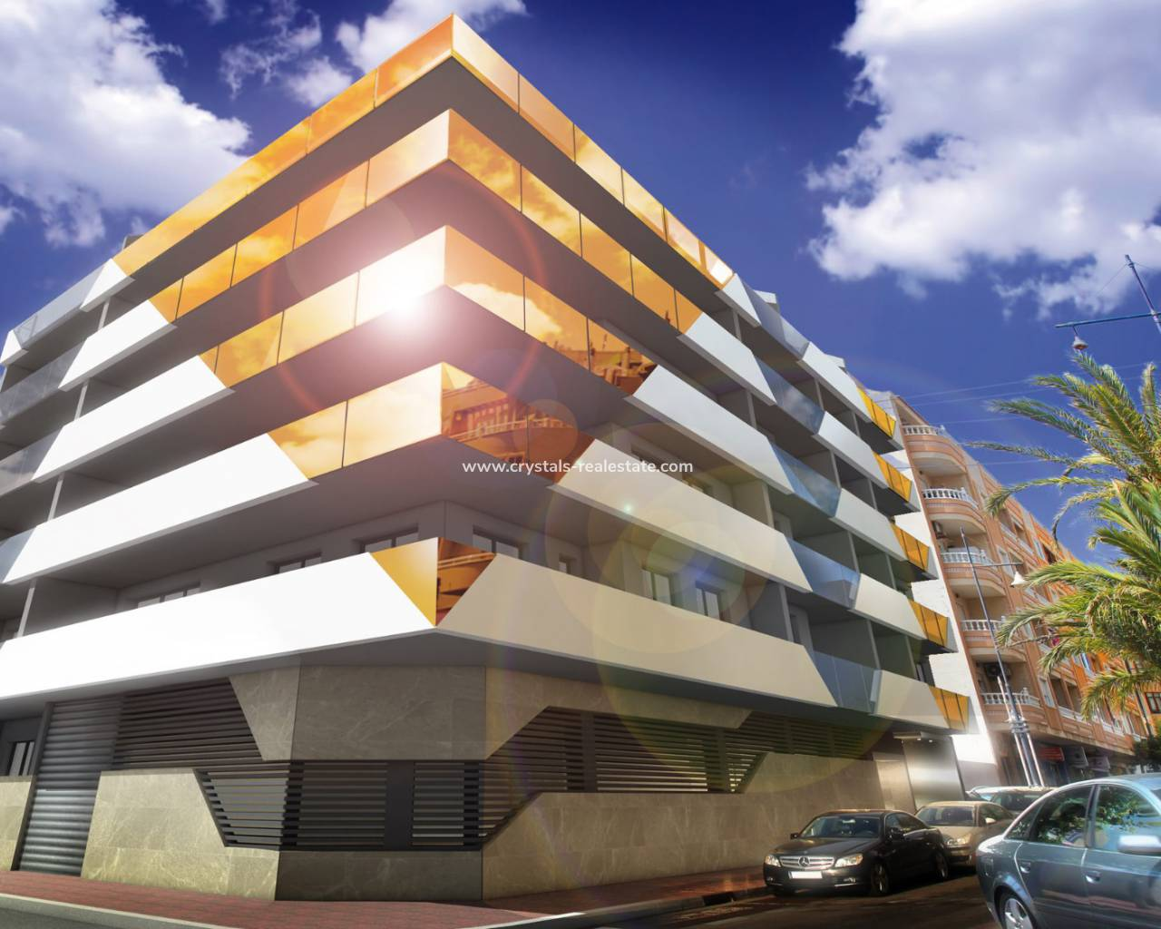 Appartement - New Build - Torrevieja - Playa de los Locos