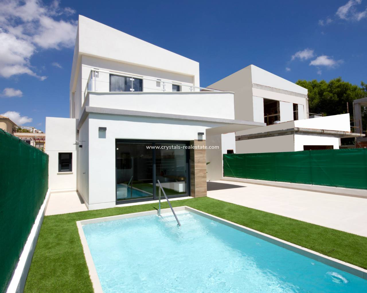 Detached Villa - New Build - Almoradí - Almoradí