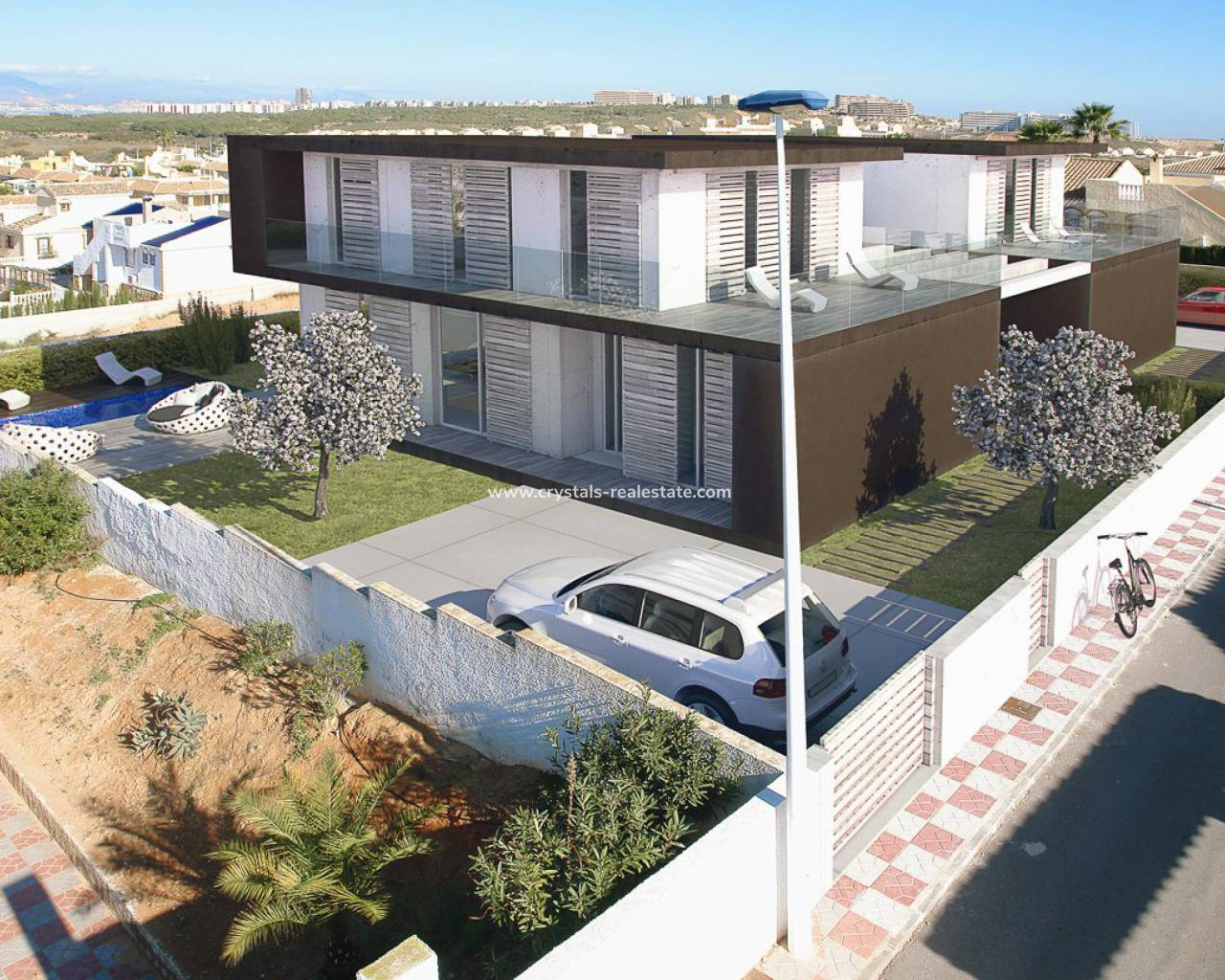 Detached Villa - New Build - Gran Alacant - Gran Alacant