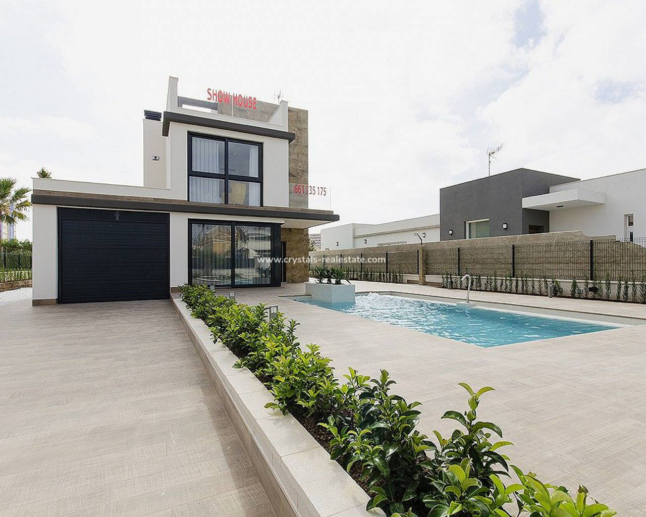 Detached Villa - New Build - Playa honda - Playa honda