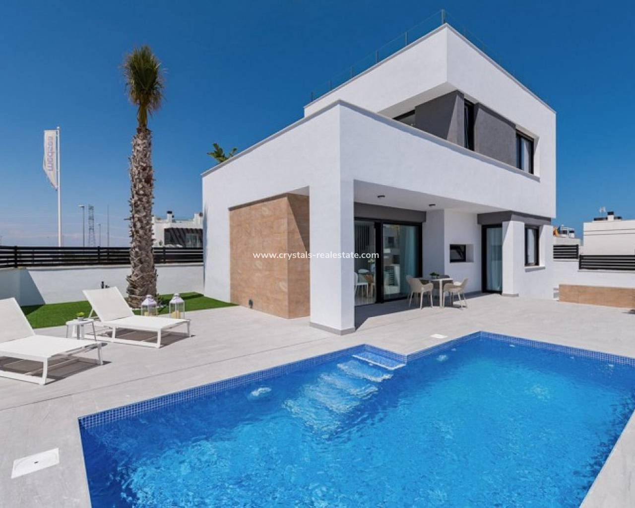 Detached Villa - Resale - Orihuela Costa - Orihuela Costa