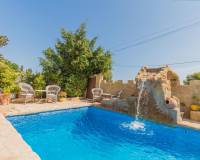 Resale - detached house - Orihuela-Costa