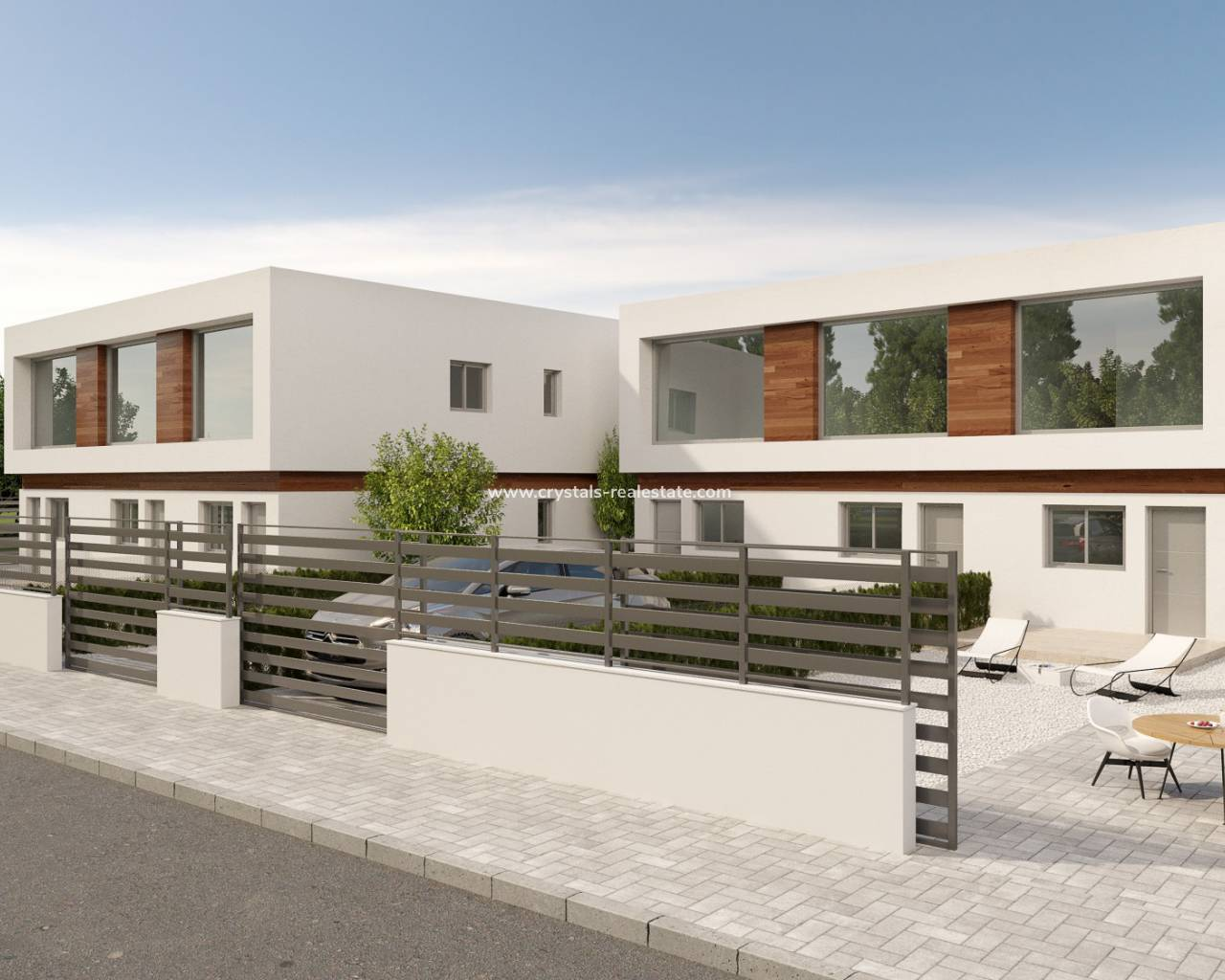 Townhouse - New Build - Orihuela Costa - Villamartín