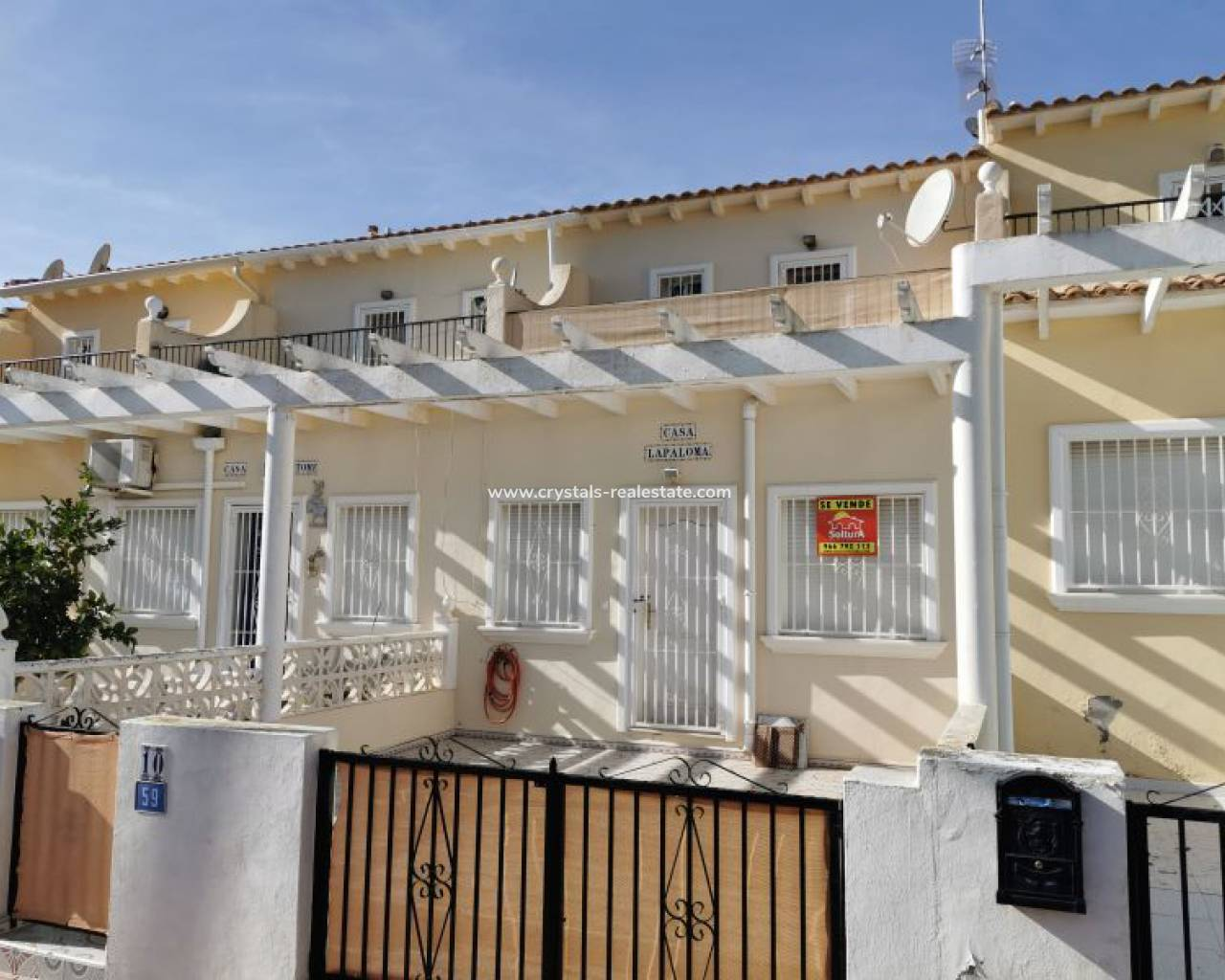 Townhouse - Resale - Rojales - Lo Pepin
