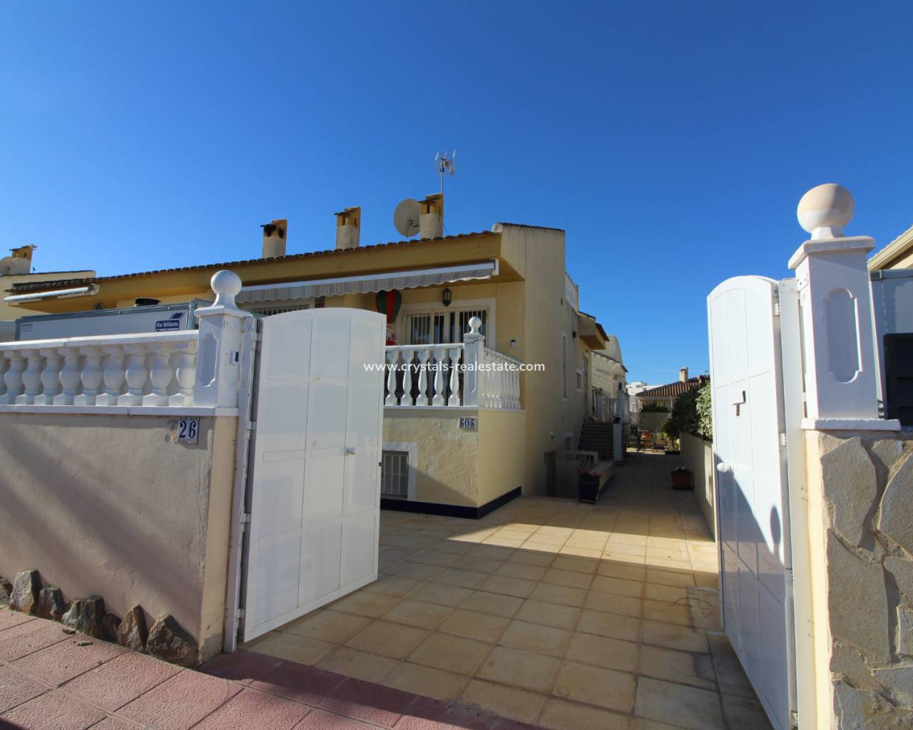 Villa / Semi detached - Resale - Benijofar - Benimar