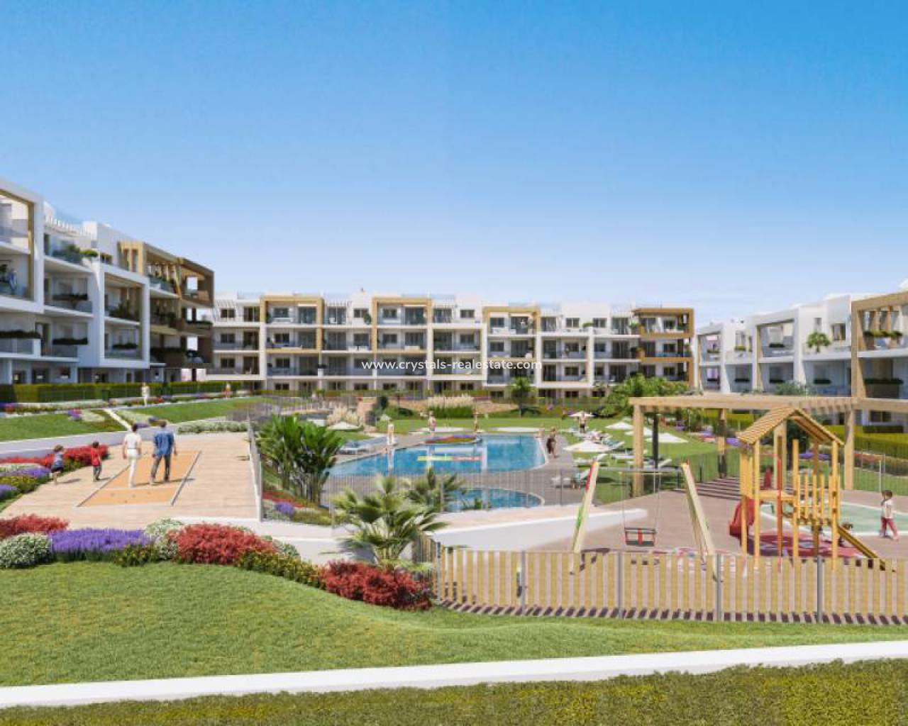 New Build - Appartement - La Zenia