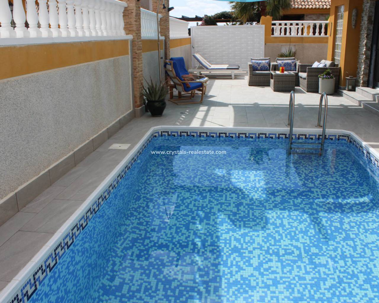 Resale - semi-detached - Los Montesinos