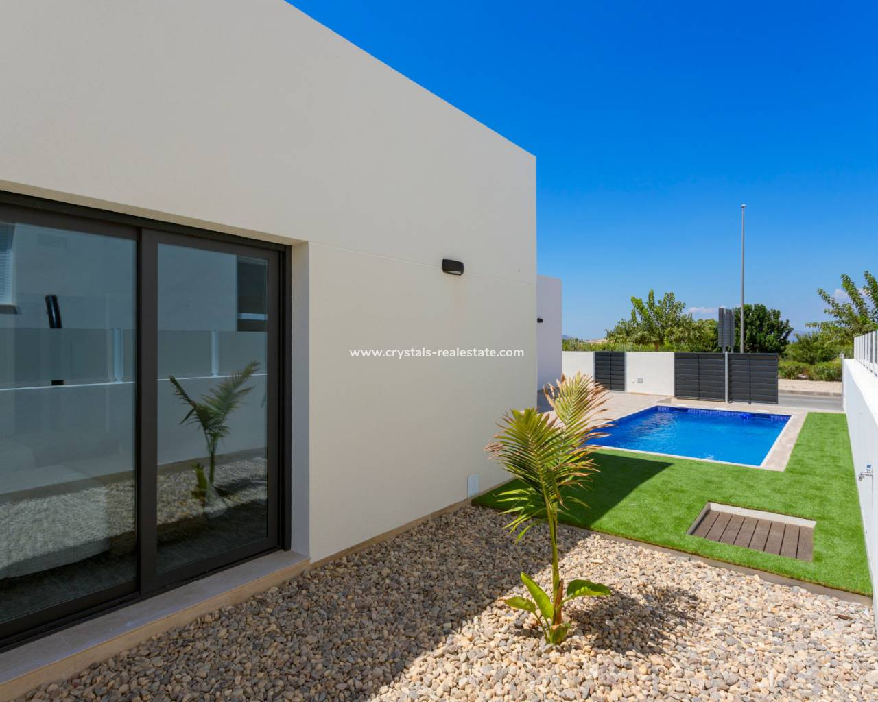 New Build - Detached Villa - Daya Nueva