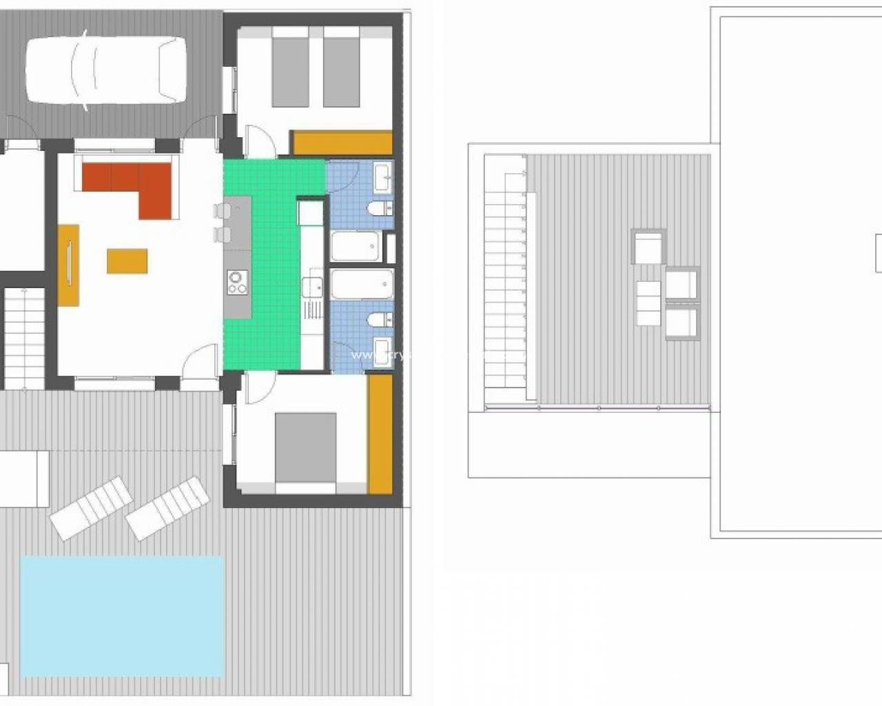 New Build - Terraced house - Daya Vieja