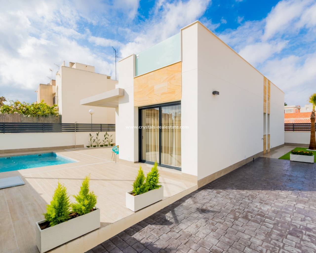 New Build - Detached Villa - Torrevieja