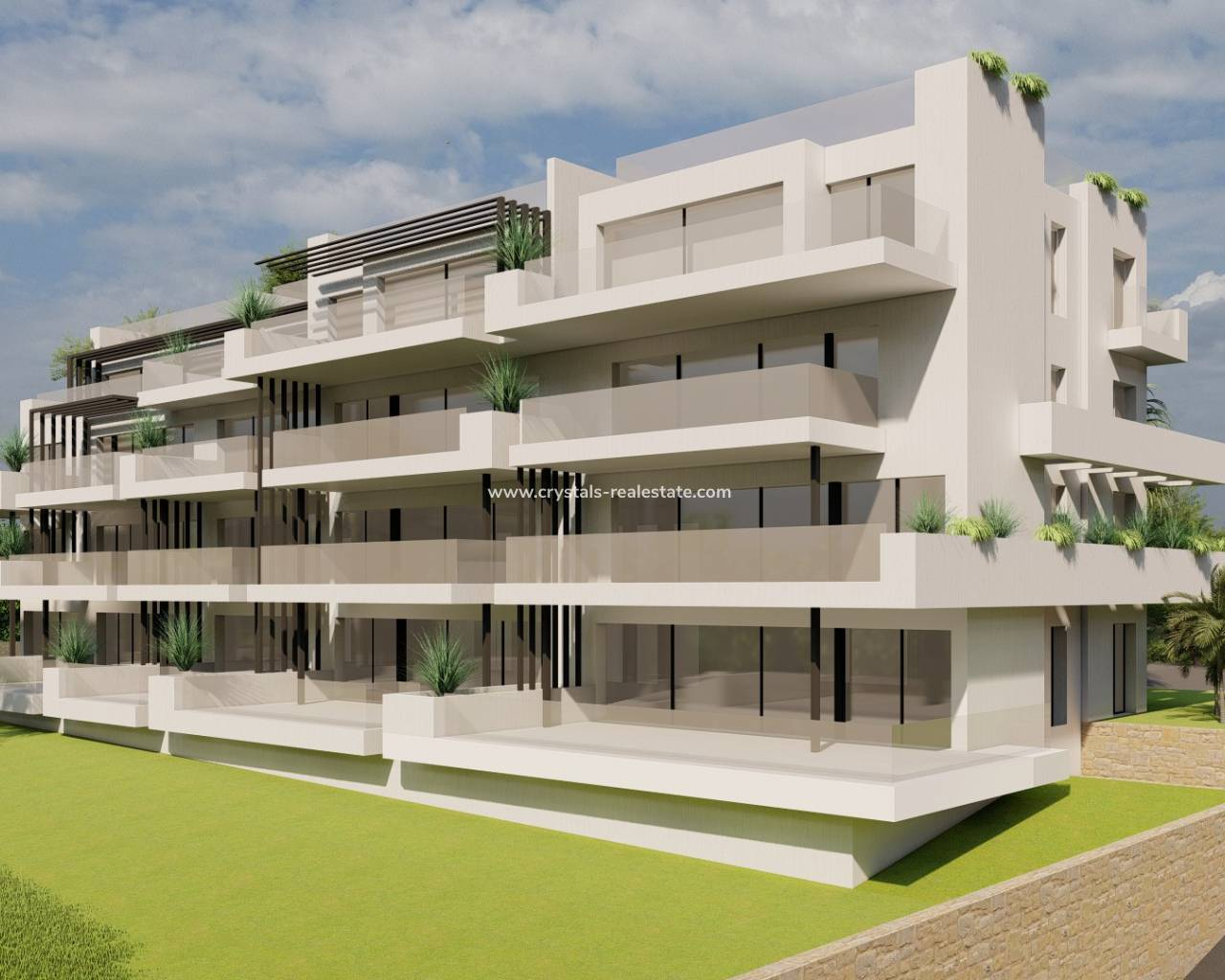 New Build - Appartement - San Miguel de Salinas